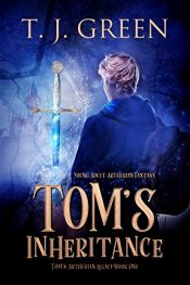 bargain ebooks Tom's Inheritance YA Fantasy by TJ Green