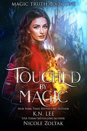 bargain ebooks Touched by Magic Epic Fantasy Adventure by K.N. Lee & Nicole Zoltack