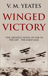 amazon bargain ebooks Winged Victory Historical Fiction by V.M. Yates