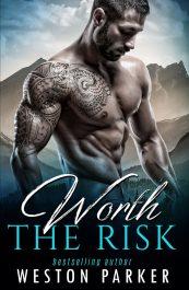 bargain ebooks Worth the Risk Romantic Suspense by Weston Parker
