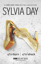 amazon bargain ebooks Afterburn & Aftershock Erotic Romance by Sylvia Day
