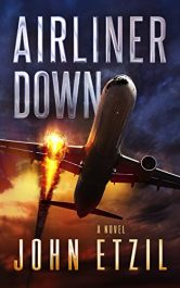 amazon bargain ebooks Airliner Down Action Adventure by B. John Etzil