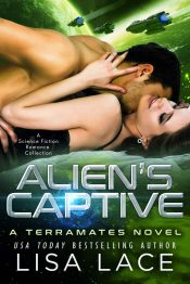 bargain ebooks Alien's Captive Science Fiction Romance by Lisa Lace