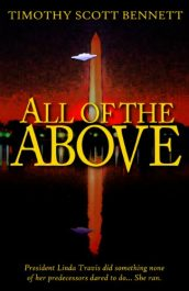 bargain ebooks All of the Above Science Fiction Adventure by Timothy Scott Bennett
