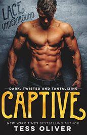 bargain ebooks Captive Romantic Thriller by Tess Oliver