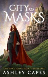 bargain ebooks City of Masks Epic Fantasy Adventure by Ashley Capes