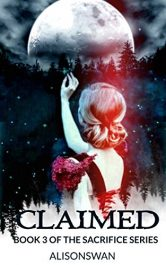 bargain ebooks Claimed Paranormal Thriller by Alison Swan