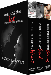 bargain ebooks Clearing the Ice Sports Romance by Robyn M. Ryan