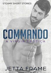 amazon bargain ebooks Commando: Jack O'Riley  Erotic Romance by Jetta Frame