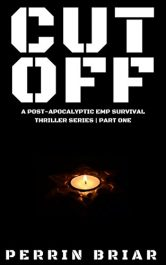 amazon bargain ebooks Cut Off Post-Apocalyptic Scifi by Perrin Briar