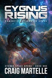 bargain ebooks Cygnus Rising SciFi Adventure by Craig Martelle