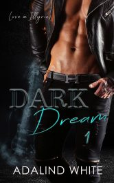 bargain ebooks Dark Dream Contemporary Romance by Adalind White