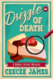 bargain ebooks Drizzle of Death Cozy Mystery by Ceecee James