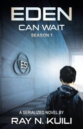 bargain ebooks Eden Can Wait Science Fiction by Ray N. Kuili