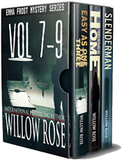 bargain ebooks Emma Frost Mystery Series: Vol 7-9 Horror Mystery by Willow Rose