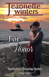 amazon bargain ebooks For Honor  Romance by Jeannette Winters