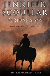 bargain ebooks Fortune's Son Historical Fiction by Jennifer Scoullar