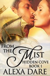 bargain ebooks From the Mist Time Travel Romance by Alexa Dare
