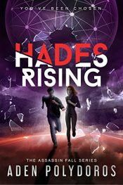 bargain ebooks Hades Rising Young Adult/Teen Thriller by Aden Polydoros
