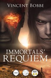 bargain ebooks Immortals' Requiem Horror by Vincent Bobbe