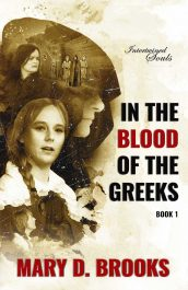 bargain ebooks In The Blood of the Greeks Historical Fiction by Mary D. Brooks