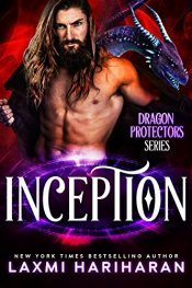 bargain ebooks Inception Paranormal Romance by Laxmi Hariharan