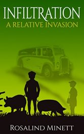 amazon bargain ebooks Infiltration Historical Fiction Adventure by Rosalind Minett