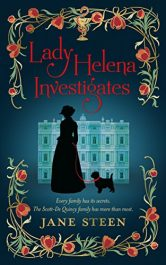 bargain ebooks Lady Helena Investigates Historical Mystery by Jane Steen