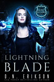 bargain ebooks Lightning Blade Urban Fantasy by D.N. Erikson