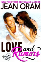 bargain ebooks Love and Rumors Sweet Contemporary Romance by Jean Oram