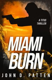 bargain ebooks Miami Burn Hard-Boiled Mystery by John D. Patten