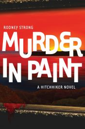 bargain ebooks Murder in Paint Cozy Mystery by Rodney Strong