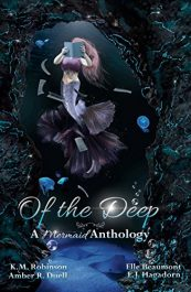 bargain ebooks Of The Deep Mermaid Anthology Young Adult/Teen Fantasy by Multiple Authors