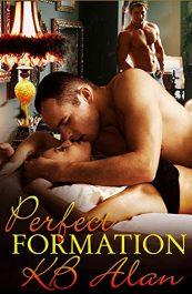 amazon bargain ebooks Perfect Formation Erotic Romance by KB Alan