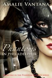 bargain ebooks Phantoms in Philadelphia Historical Adventure by Amalie Vantana