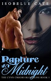 amazon bargain ebooks Rapture At Midnight Erotic Romance by Isobelle Cate
