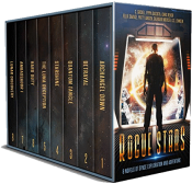 bargain ebooks Rogue Stars: 8 Novels of Space Exploration and Adventure SciFi Adventure by Multiple Authors