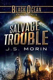 amazon bargain ebooks Salvage Trouble Science Fiction by J.S. Morin