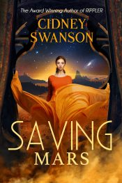 bargain ebooks Saving Mars Young Adult Science Fiction by Cidney Swanson