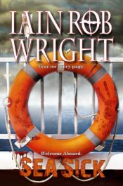 amazon bargain ebooks Sea Sick Horror by Iain Rob Wright