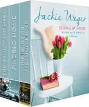 bargain ebooks Setting Up House: Home and Hearth Collected Edition Romance by Jackie Weger