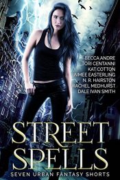 bargain ebooks Street Spells Urban Fantasy Shorts by Multiple Authors