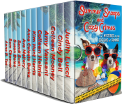 bargain ebooks Summer Snoops and Cozy Crimes  Cozy Mystery by Multiple Authors