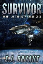 bargain ebooks Survivor Science Fiction by S.J. Bryant