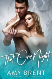 bargain ebooks That One Night Romance by Amy Brent