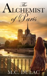 bargain ebooks The Alchemist of Paris Historical Fiction Mystery / Fantasy by M.C. Dulac