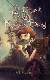 bargain ebooks The Diligent Bugs of Kook Bog Fantasy by A.J. Mullen