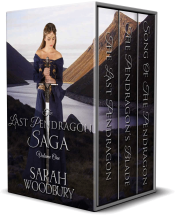 bargain ebooks The Last Pendragon Saga Volume 1 YA Historical Fantasy by Sarah Woodbury