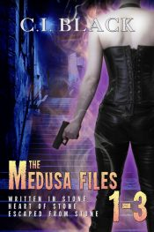 bargain ebooks The Medusa Files Collection: Books 1, 2, and 3  Urban Fantasy by C.I. Black