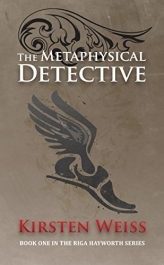 amazon bargain ebooks The Metaphysical Detective  Fantasy by Kirsten Weiss